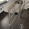 Wuyts Constructies – Heist-op-den-Berg - Inox trapleuningen
