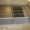 Wuyts Constructies – Heist-op-den-Berg - Inox balustrades